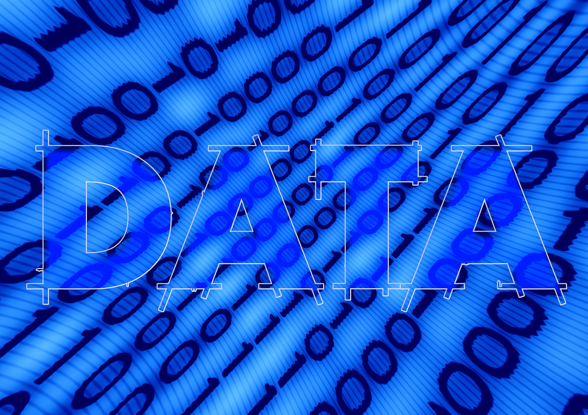 Database Systems, photo: Gerd Altmann