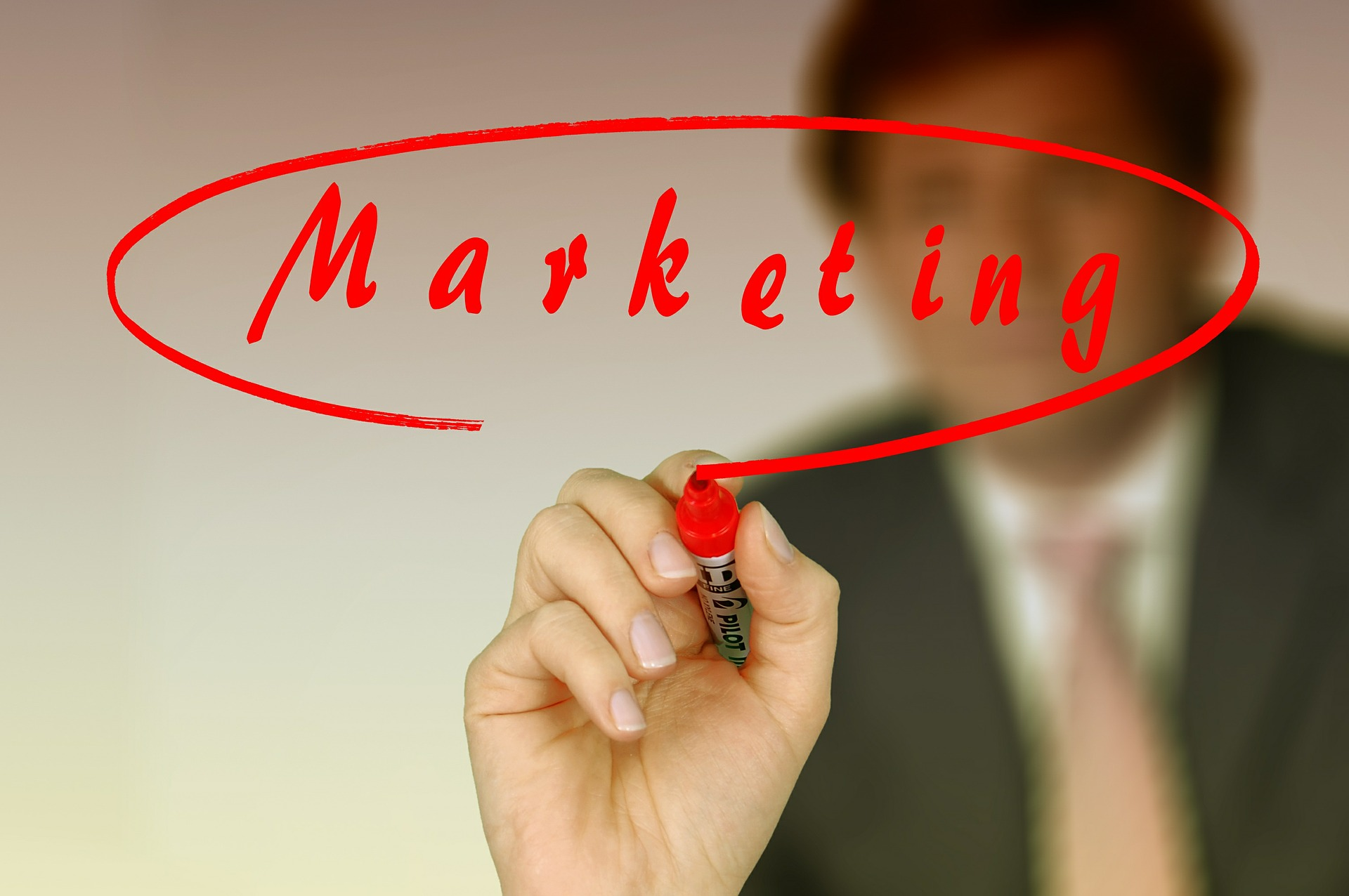 Introduction to Marketing-Management, photo: Gerd Altmann