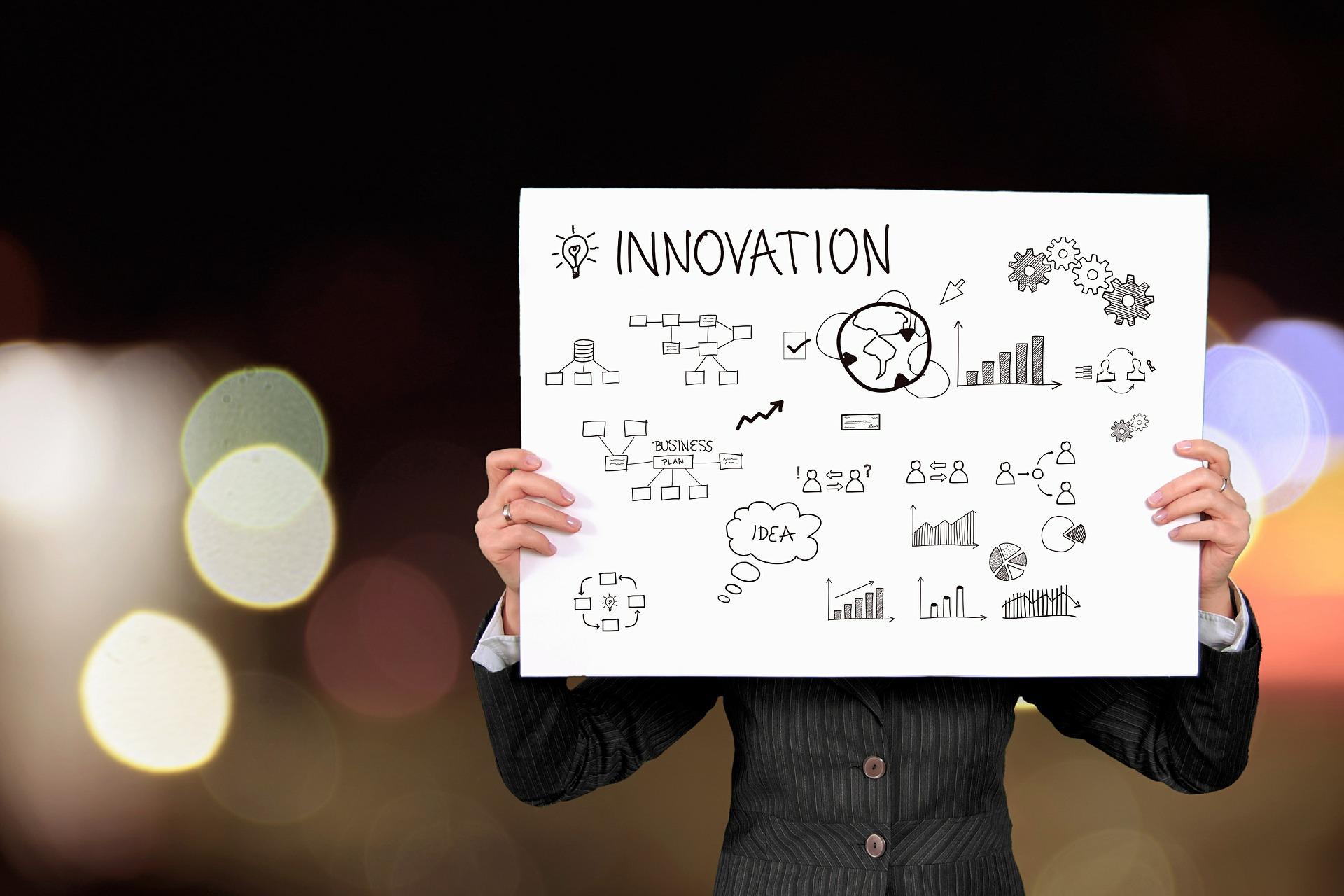 Innovation, photo: jarmoluk@pixabay