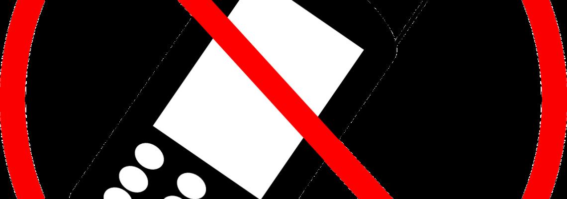 Απαγόρευση κινητών συσκευών στις εξετάσεις